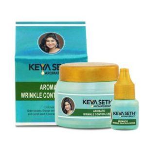 Keya Seth Aromatic Wrinkle Control Skin Cream With Anti-Oxidant