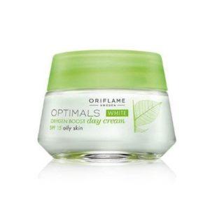 oriflame optimals white oxygen boost day cream