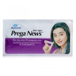 Prega News Pregnancy Test Card 3 pcs