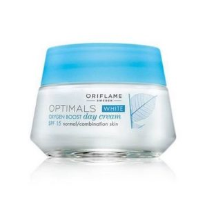 Oriflame Optimals White Oxygen Boost Day Cream SPF 15