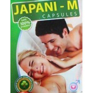 Japani M Ayurveda Capsules