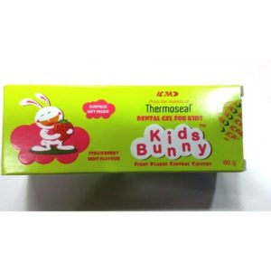 Thermoseal Kids Bunny Dental Gel