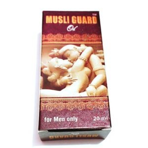 Musli Guard Oil For Men