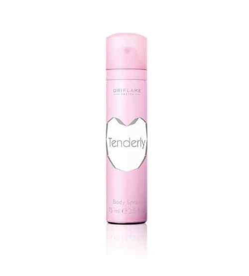 Oriflame Tenderly Body Spray For Women