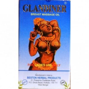 Glandiner Breast Massage Oil – 50ml