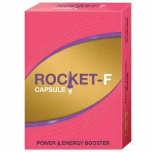 rocket f capsule for women power booster