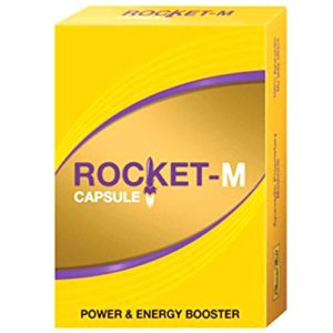 rocket m capsule for men power booster smackdeal