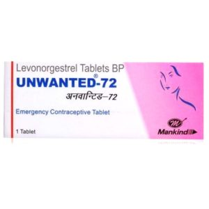 Unwanted 72 Emergency Contraceptive Pill