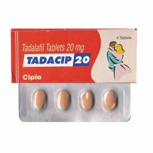 Tadacip 20 Mg Tablet For Female