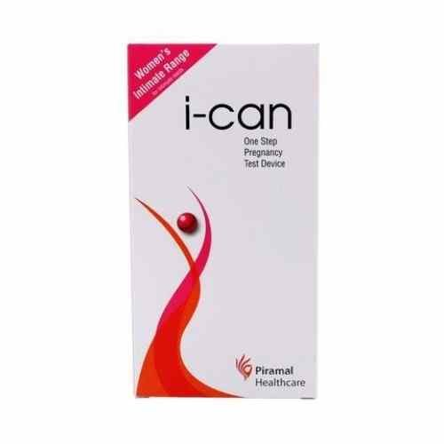 I-Can One Step Women Urine Pregnancy Test Card