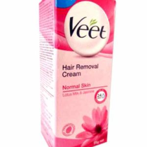 Veet Hair Removal Cream for Normal Skin – 25 gm
