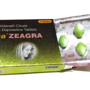da zeagra tablet for premature ejaculation
