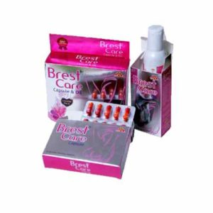 Balaji Breast Care Capsules & Oil (Combo Pack)