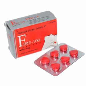 Fire 100mg tablets
