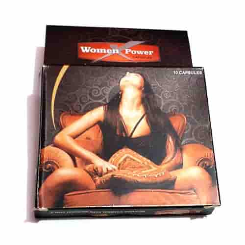 women x power capsule