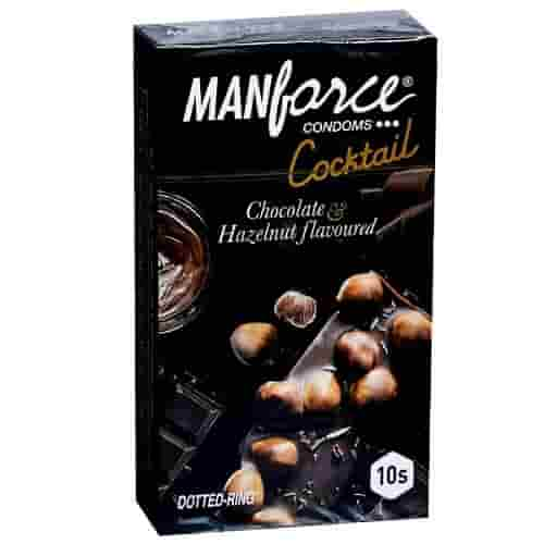 manforce condoms cocktail chocolate