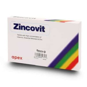 Zincovit Tablet 30 Pieces