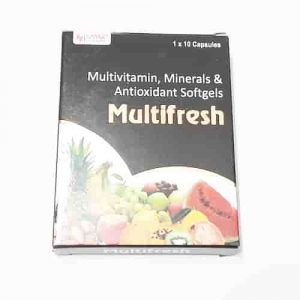 Multifresh Capsule 10 Pcs