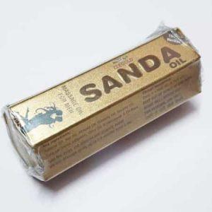 Sanda oil for penis enlargement