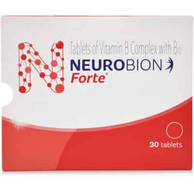 Neurobion Forte Tablet
