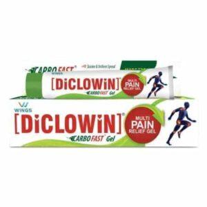 Diclowin Carbofast Gel 30g